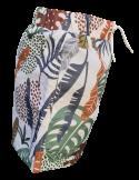 Short de bain enfant motif jungle, anti UV, écoresponsable, de profil