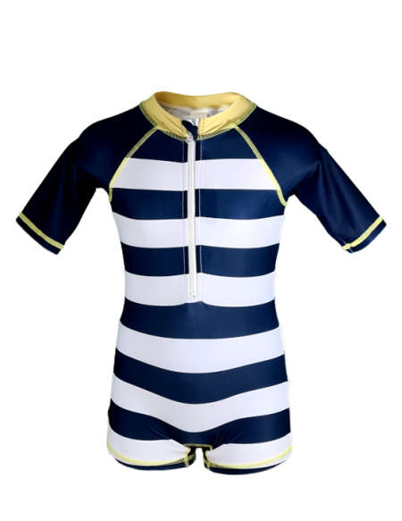 Sailor suit for boy anti UV
