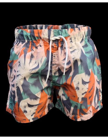 Coconut tree swim shorts