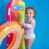 Bonne semaine à  tous! 🌞🌴🍉  #kidsswimwear #kids #maillotdebain #maillotantiuv #rashguard #antiuv #uvprotection #sunprotection #madeinfrance #marqueresponsable #sustainablefashion #modeethique