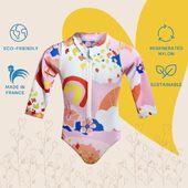 """Notre collection """"Little Artist"""" de la saison Printemps-été 2021 est déjà disponible sur notre site.  #maillotdebain #antiuv #kidsswimwear #forkids #madeinfrance #sustainablefashion #ecoresponsable"""